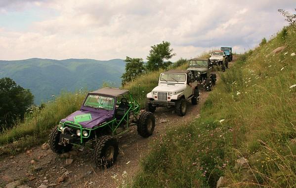 Trail Wheelin Pics