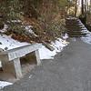 Trail start at Coggshall Park in Fitchburg, Jan. 30, 2020. SENTINEL & ENTERPRISE/JOHN LOVE