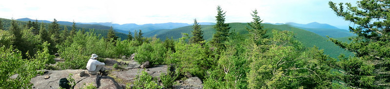 Panoramic view.