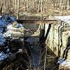 D&H Canal weir-2 2-26-12
