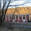 The old Sun-Ray bottling plant in Ellenville, NY (2-26-12).