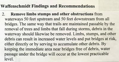 Horse Chock Brook bridge-2 12-7-13
