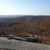 View from the Lichen Trail in Harriman S.P.