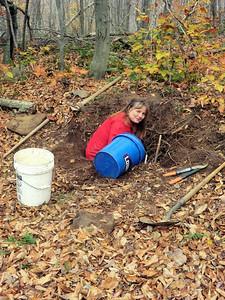 Sona mining soil.