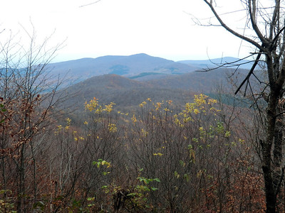 View east from Huntersfield Mtn.