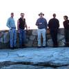 The crew: George, Jewell, Rob, Sam, Cecilia.