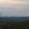 Catskills in the distance.