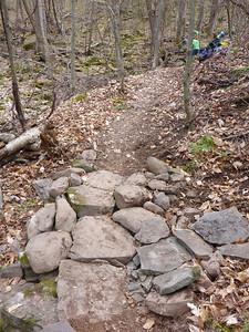 Very nice stone work.