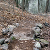 Bridging stone #2 (picture Bob Fuller).