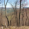 View east from Romer Mtn. (5/4/13)