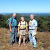 Ed, Joan, Thom on 7/25/12.