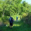 Morris Canal towpath off Bilby Road in Hackettstown - 8/28/16