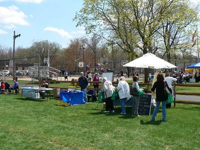 Earth Day in Norwood (April 26, 2014).