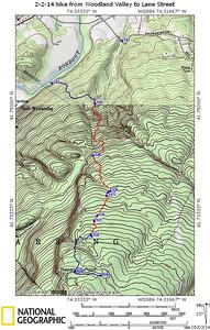 Mine Hole Trail 5-1-14