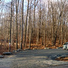 New parking area along the Greenville Tpke in Greenville, NY.