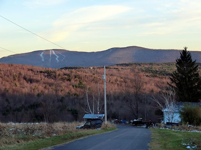 View of Windham from G. Partridge Road.