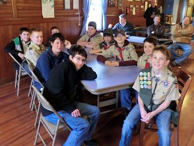 Scout troop79-3 4-2-13