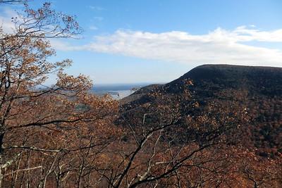 View of Ashoken Reservoir.