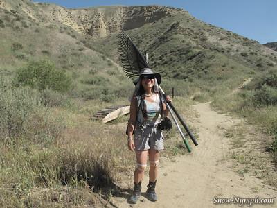 2012 (May 10)  Trail Maintenance, Haskell Cyn, Santa Clarita