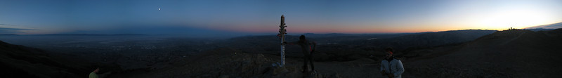 Mission Peak (Jan 11, 2012)