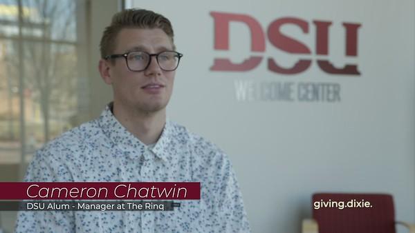 Cameron Chatwin - Alum