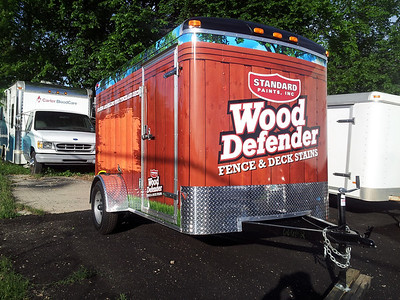 Standard Paint, Wood Defender Fence & Deck Stains, Trailer, Dallas, TX