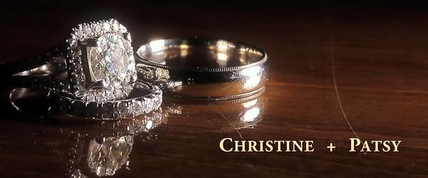 Christine+Patsy