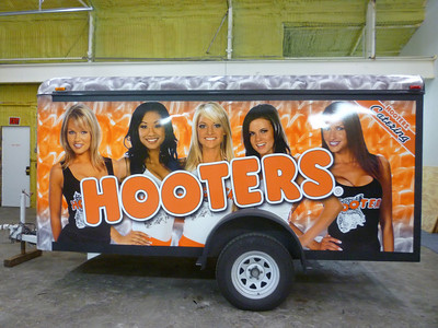 Hooters Catering, Dallas, TX