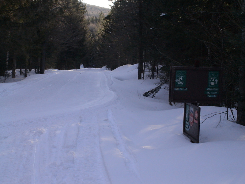 CCC Road and loop trail RD66