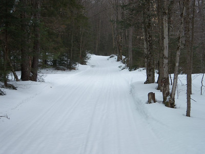 March 14, 2013 - Trail Report in Photos