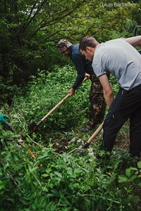 Barev Trails Volunteering Trail Building in Armenia