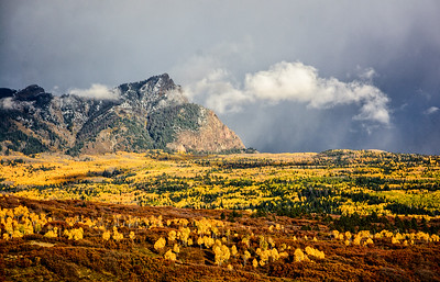Storm Clouds at Navajo Peak