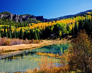 Opal Lake Autumn