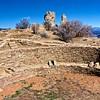 Chimney Rock Great House Kiva