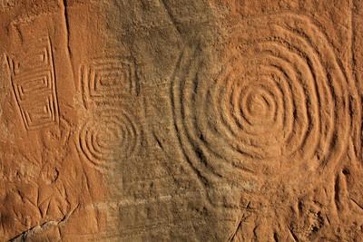 Petroglyphs, Butler Wash