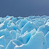 Jumbled ice