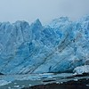The terminus of the glacier is about 240 ft high; and is nearly 20 miles long.