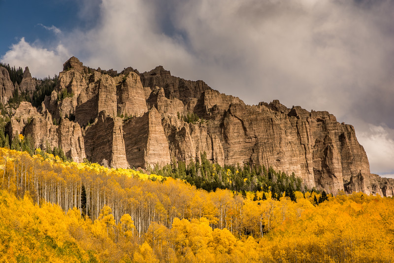 Silverjack Cliffs
