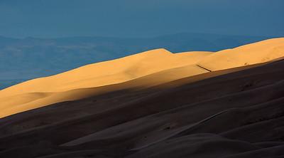 Dune Sunrise