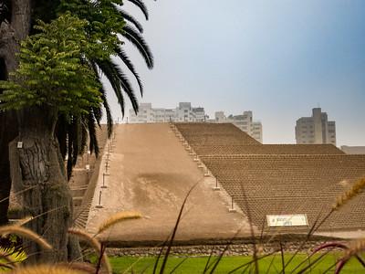 Huallamarca Pyramid