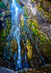 Middle Fork Cimarron waterfall