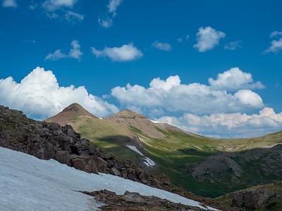 Two-humped Unicorn Mountain