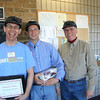 Honors to Mike Muha, Adam Haberkorn and Bill McConnell
