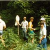 Group at Ruskin Freer Nature Reserve II (01370)