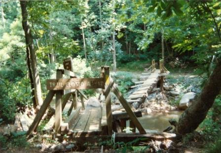 Blackwater Creek Trail Bridge Construction I (01348)