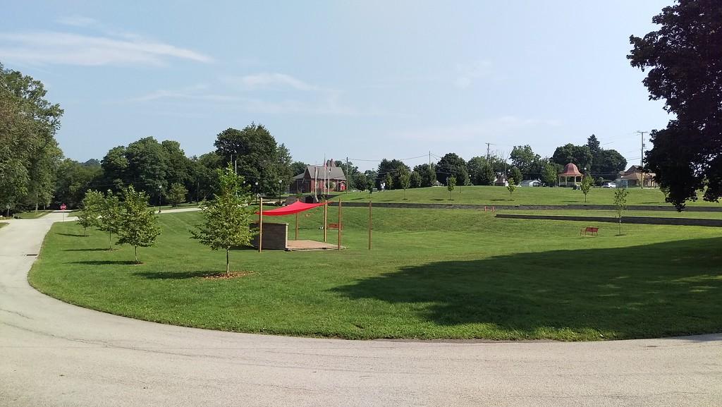 Blairsville's Veteran's Memorial