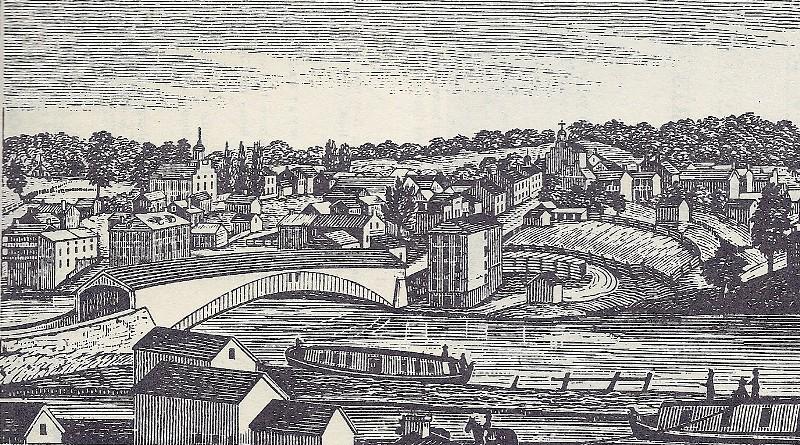 Blairsville PA - 1843