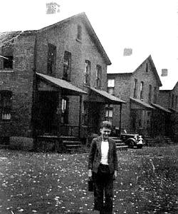 Tin Town Houses