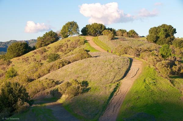 Rim Trail , December 13, 2012