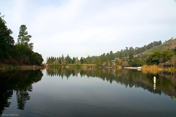 Temescal Regional Recreation Area, December 29, 2011